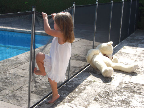 Vallas seguridad desmontables para piscina 04a