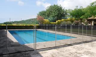 Vallas seguridad desmontables piscina instalación 04c